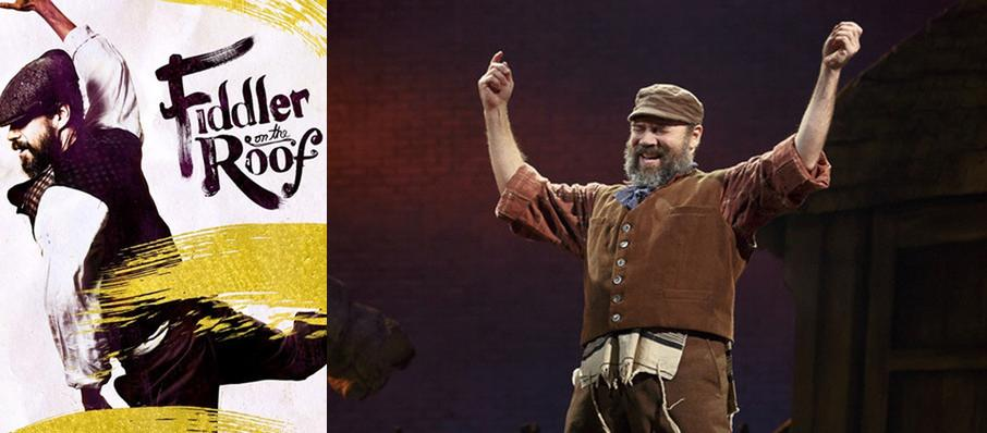 Fiddler on the Roof at Broome County Forum