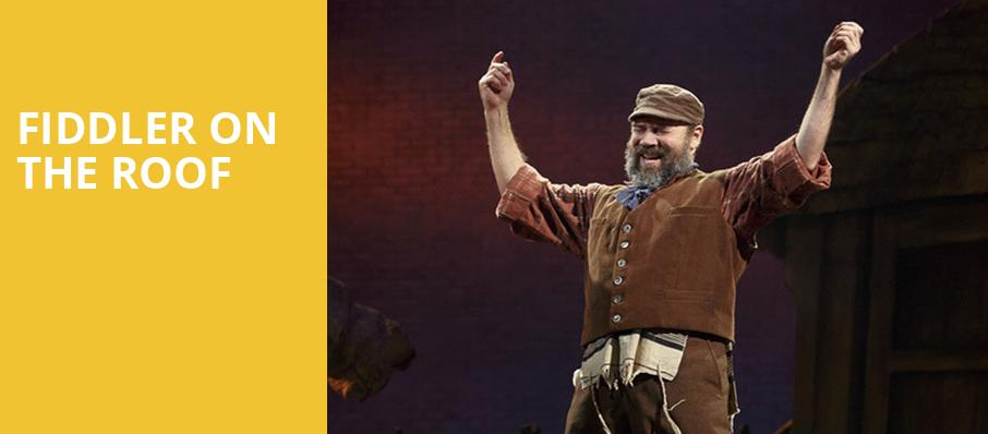 Fiddler on the Roof, Broome County Forum, Binghamton